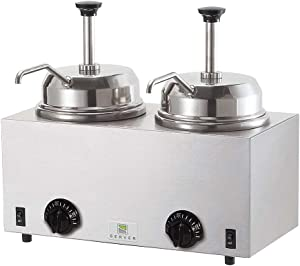 Server-Products Twin Warmers with Pumps, Twin FSP 81230
