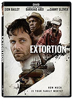 Book Cover: Extortion