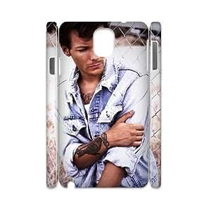 Custom Samsung Galaxy Note 3 N9000 Case, Zyoux DIY New Fashion 3D Samsung Galaxy Note 3 N9000 Cover Case - Louis Tomlinson