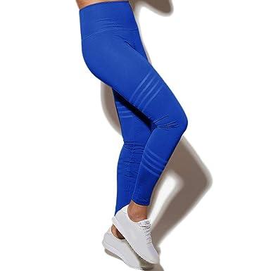 SJHJA Pantalones De Fitness Para Mujer Pantalones De Yoga ...