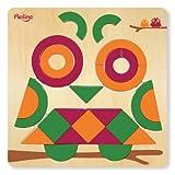 P'kolino Multi-Solution Shape Puzzle - Owl