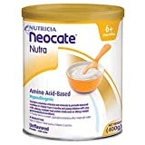 NEOCATE NUTRA PDR 400GM CS/4 NUTRICIA