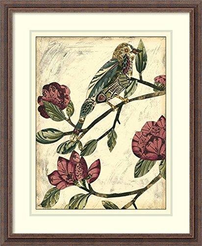 - Framed Art Print 'Victorian Serenade I' by Chariklia Zarris