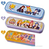 Aikatsu! Idle activities! Square can bowl with card all three set Banpresto