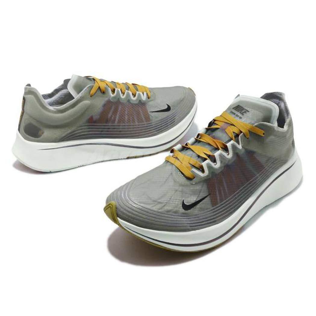 MultiCouleure (noir Peat Moss-blanc 003) 44 2 3 EU Nike Zoom Fly SP, Chaussures de Trail Homme