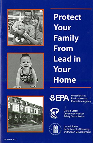 Protect Your Family From Lead in Your Home (2017)