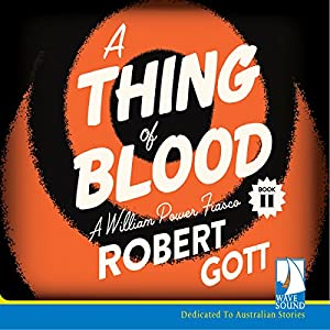 A Thing of Blood Audiobook