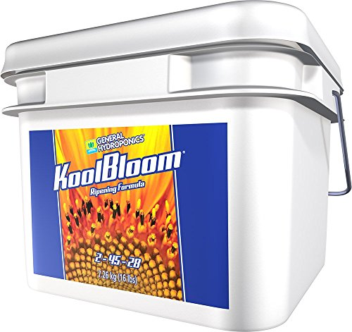 General Hydroponics KoolBloom for Gardening, 16-Pound by General Hydroponics