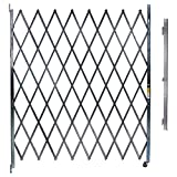 Single Folding Gate, 9'W to 10'W and 6'H