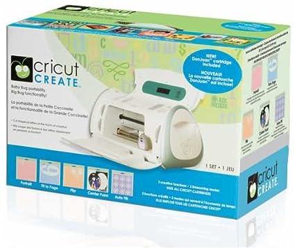 Cricut personal electronic cutter canada