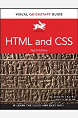 HTML and CSS: Visual QuickStart Guide Kindle Edition