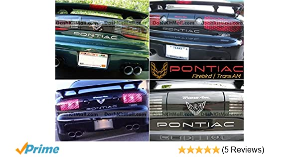 1997 pontiac firebird will not start
