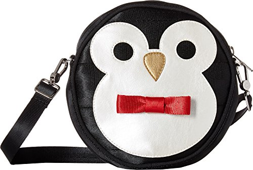 Seat Belt Bag Mini (Harveys Seatbelt Bag Women's Mini Circle Bag Penguin One Size)