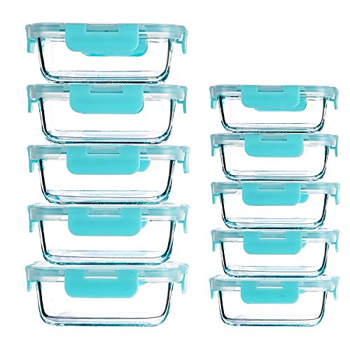 glass microwave safe container - 5