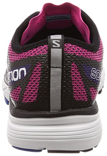 The W Ra Salomon 000 Rose Femme Yarrow Chaussures Sonic surf pink De Web Trail white pP65qrpExn