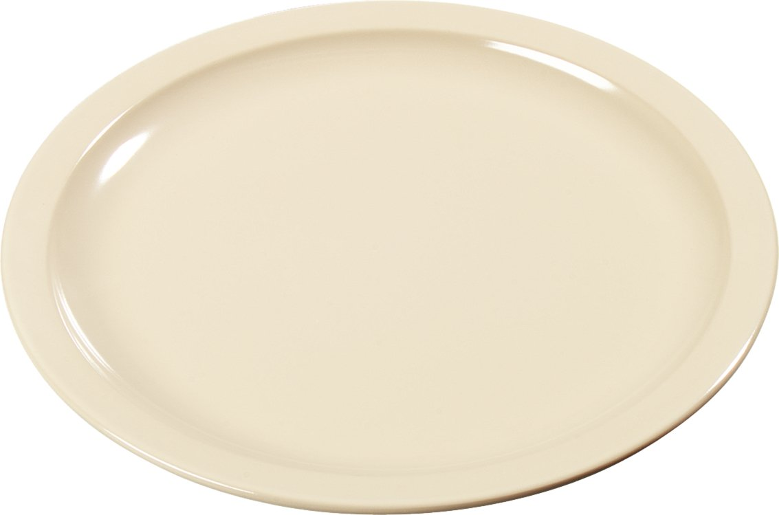 Carlisle  (KL20525) 5'' Kingline Plate [Set of 48]