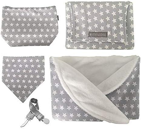 Mimuselina Pack Téxtil Bebé | Pack Regalo para Bebés, Arrullo ...