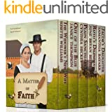 A Matter of Faith: Five Inspirational Amish Romances