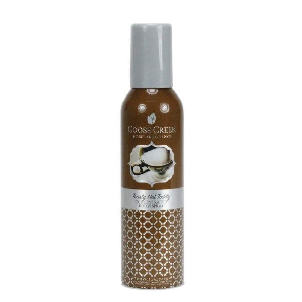 Goose Creek Toasty Hot Toddy Concentrated Room Spray 1.5 Ounce