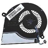 wangpeng New Laptop CPU Cooling Fan For HP Pavilion 17-e150us 17-e151nr 17-e153ca 17-e160nr 17-e160us 17-e161nr 17-e162nr 17-e166nr 17-e169nr 17-e171nr 17-e172nr 17-e175nr 17-e176nr 17-e178ca