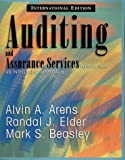 img - for Auditing and Assurance Services: An Integrated Approach (International Edition) by Alvin A. Arens (2002-03-01) book / textbook / text book