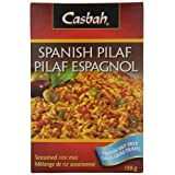 Casbah Spanish Pilaf Mix, 7 Ounce (Pack of 12) by Casbah