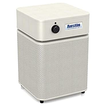 Austin Air A205A1 Junior Allergy/HEGA Unit Junior Allergy Machine Air Purifier, Sandstone