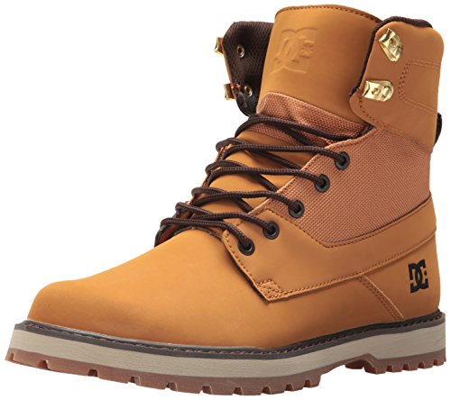 DC Men's Uncas, Wheat/Black/Dark Chocolate, 7 D D US