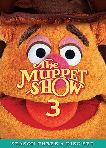 The Muppet Show: Season 3 (Muppets Dvd Box Set)