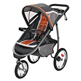 Graco FastAction Fold Jogger Click Connect Stroller - Tangerine