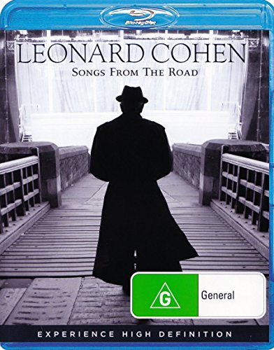 Blu-ray : Leonard Cohen - Songs from the Road (Blu-ray)