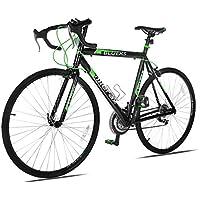 Merax 21 Speed 700C 50cm Road Racing Bicycle