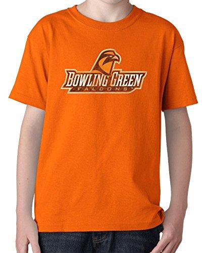 J2 Sport Bowling Green State Falcons NCAA Big Mascot Youth T-Shirt -