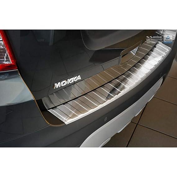 Autostyle 2/49101 - Protector de Parachoques, Color carbón: Amazon.es: Coche y moto