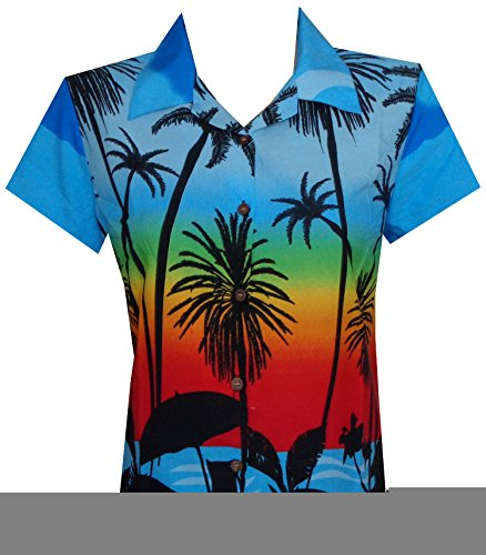 Ladies Aloha Shirt - 6