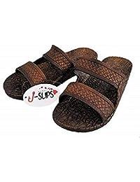 Hawaiian Jesus Sandals in 4 Cool Colors Women's and Big Men's