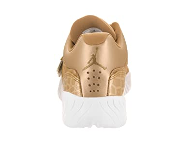 9013b3231dabbf Jordan Mens J23 Metallic Gold White Gold Size 11  Buy Online at Low Prices  in India - Amazon.in
