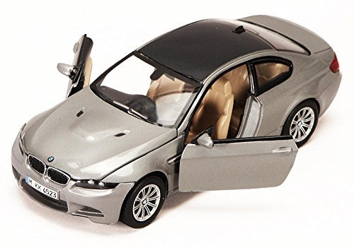 BMW M3 Coupe, Silver - Motormax 73347 -1/24 scale Diecast for sale  Delivered anywhere in USA