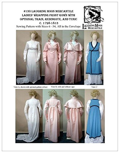 Regency Gown Pattern - 7