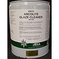 Ancolite Glaze Cleaner, 5-Gallon pail