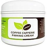 Crema Para Celulitis a Base De Cafe - Reduce La Apariencia De Celulitis - Para El Abdomen, Piernas, Caderas Y Gluteos