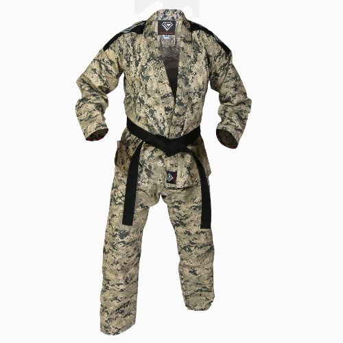 KO-Sports-Gear-BJJ-Gi-Green-Camo-Summer-Rip-Stop-For-Brazilian-Jiu-jitsu-Grappling-and-Mixed-Martial-Arts-Kimono-and-Pants