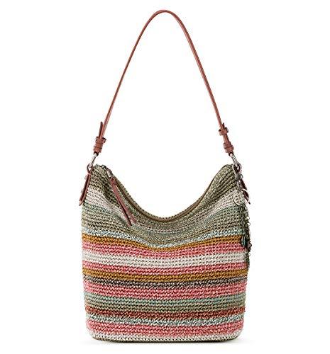 The Sak Sequoia Crochet Hobo
