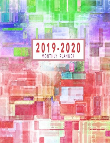 2019-2020 Monthly Planner: 2019-2020 Monthly Calendar At A Glance | 24 Months Calendar 2019-2020 Planner |  2019-2020 Academic Planner | Monthly ... Planner At A Glance Calendar) (Volume -