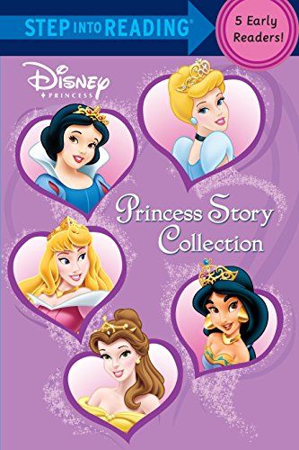Princess Story Collection (Disney Princess) (Step into Reading)