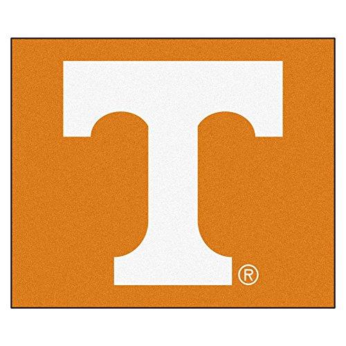 NCAA University of Tennessee Volunteers Tailgater Mat Rectangular Outdoor Area Rug