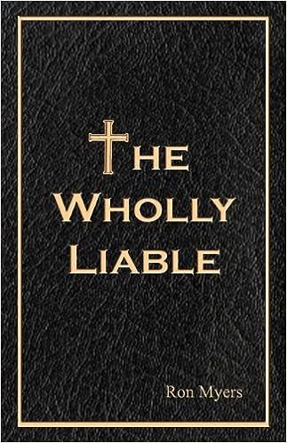 The Wholly Liable: Amazon.es: Myers, Ron: Libros en idiomas ...