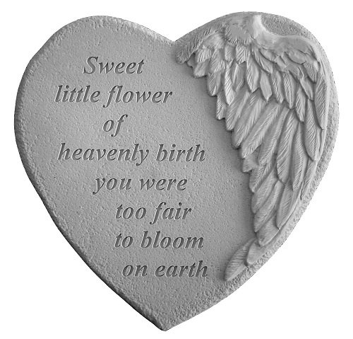 Kay Berry Inc Winged Heart-Sweet Little Flower…, Multi Color by Kay Berry Inc