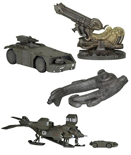 Price comparison product image Shine machines / aliens die-cast vehicle series 1:04 pieces