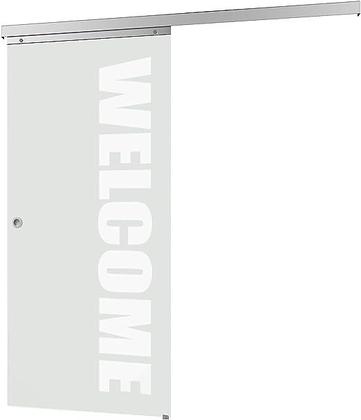 Schiebetür Glas Glasschiebetür Sondermaß Wunschmaß Softclose Zimmertür Glastür
